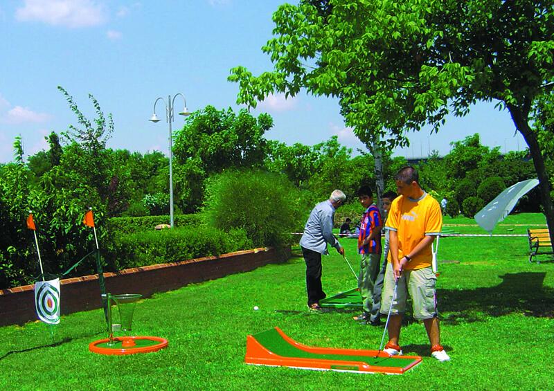 Basket Golf VyA Group