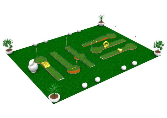 Complete Playground 4