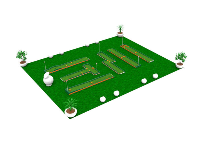 Complete Playground 5