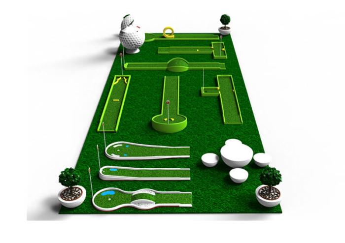 Complete Playground 8
