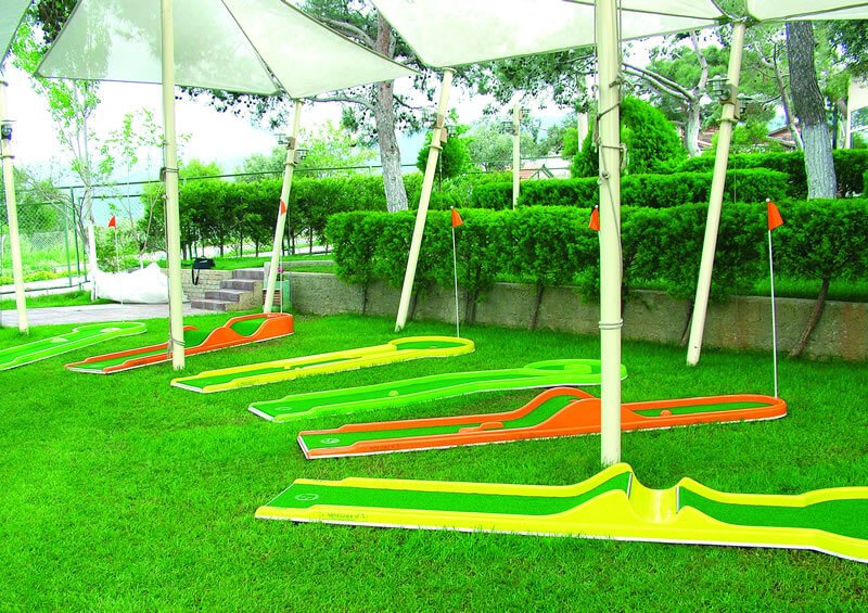 Hobby Golf 6 Hoyos