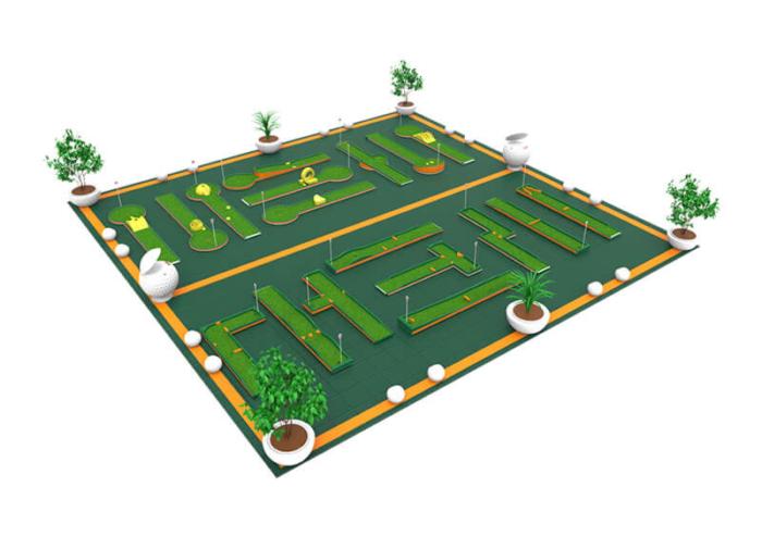 Complete Playground 1