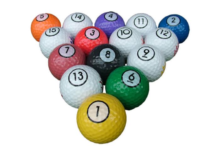 Pool Golf