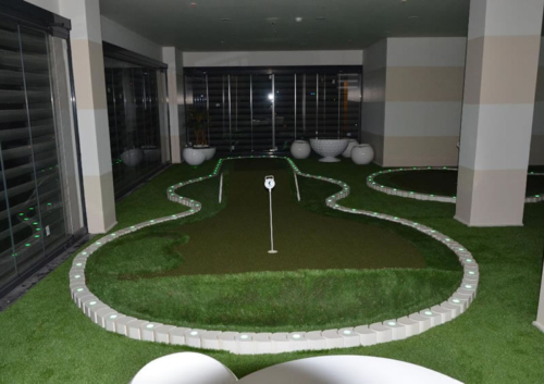 Custom Design Mini Golf